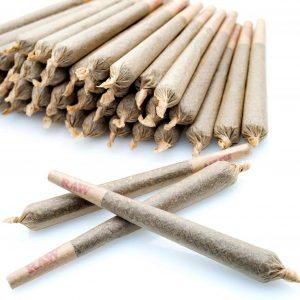 marijuana prerolled joints USA
