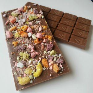Buy RoseBud Remedy THC Chocolate Bars Edibles Online