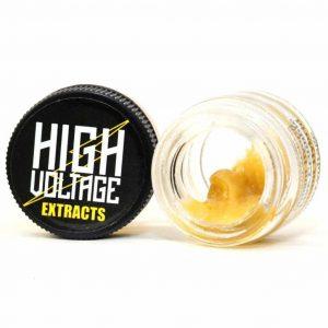 Buy High Voltage Extracts Online: HTFSE Sauce